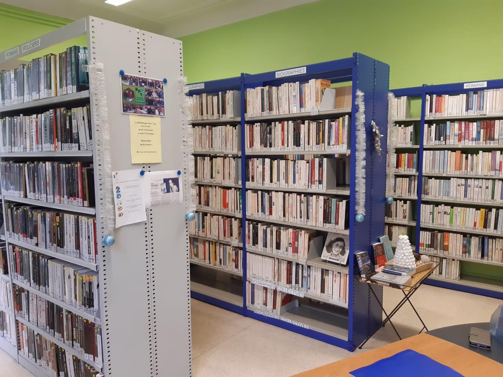 Bibliothèque Pour Tous de Saint Avold